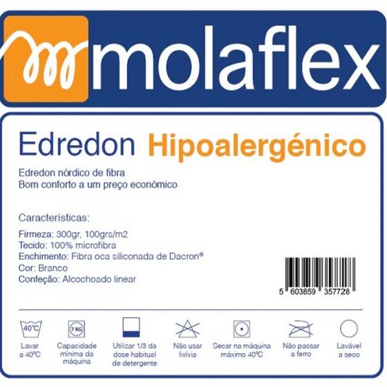 Edredão Nórdico de Fibra Hipoalergénico